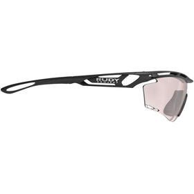 Rudy Project Tralyx Brille matte black - impactx photochromic 2 laser red